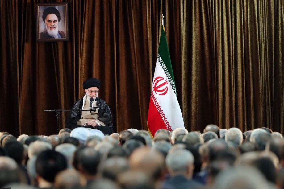 """Iran supreme leader says """"obvious mistake"""" to negotiate with U.S. - website"""