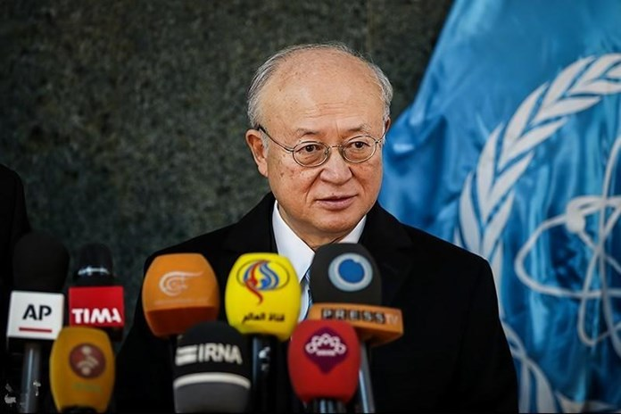 IAEA Director General Meets EU and Belgian officials at Brussels Conference