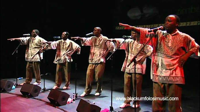 Black Umfolosi's song, dance and story to flaunt African culture again