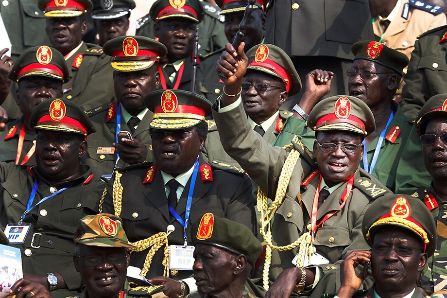 South Sudan says US sanctions to work against restoring stability in nation