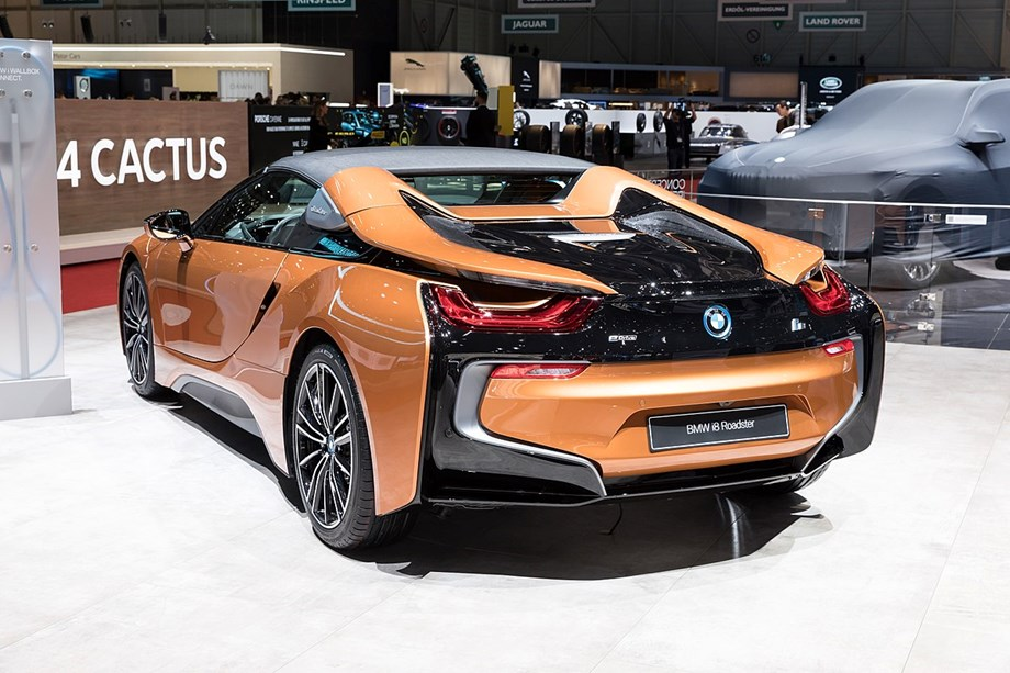 Mass production of electric cars not viable for BMW until 2020