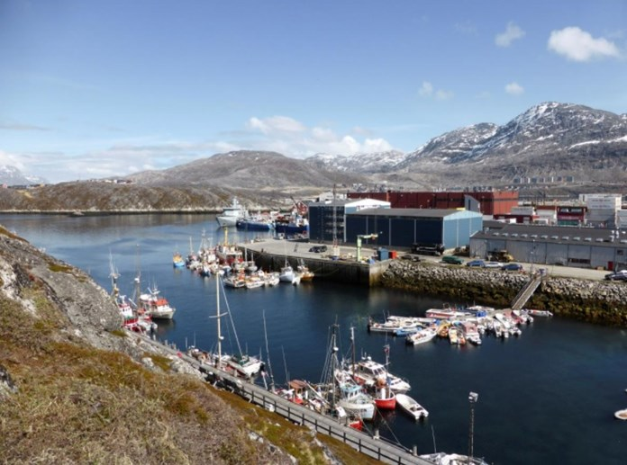 Greenland pursuing China for airport projects; Denmark worried