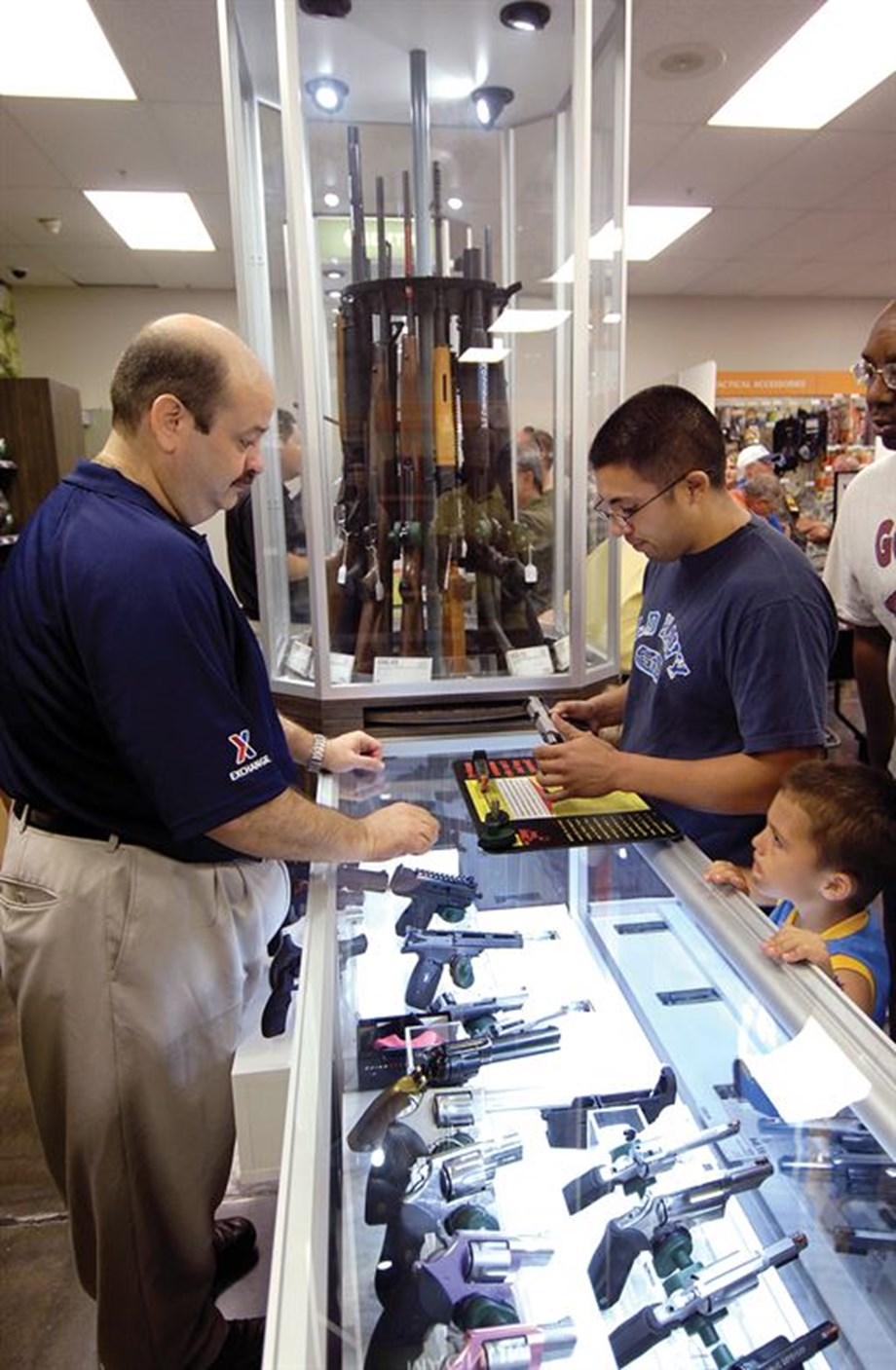 Citi group put restrictions on retailers to sell firearms