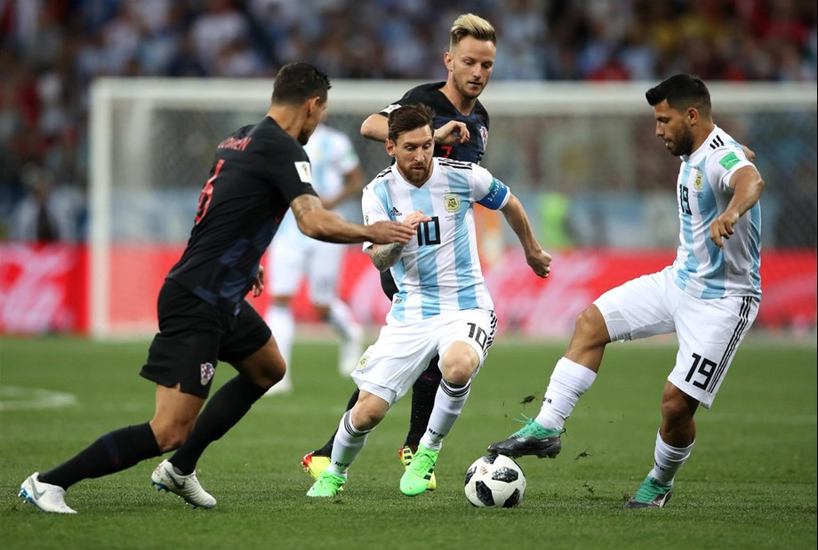 FIFA WORLD CUP 2018: How can Messi's Argentina still make it to R16