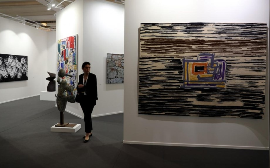 Dubai steps out as art hub in annual Art Dubai fair