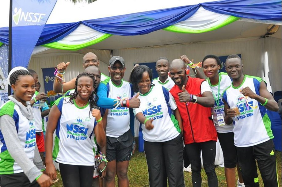 National Social Security Fund Hash Run 2018 to raise funds
