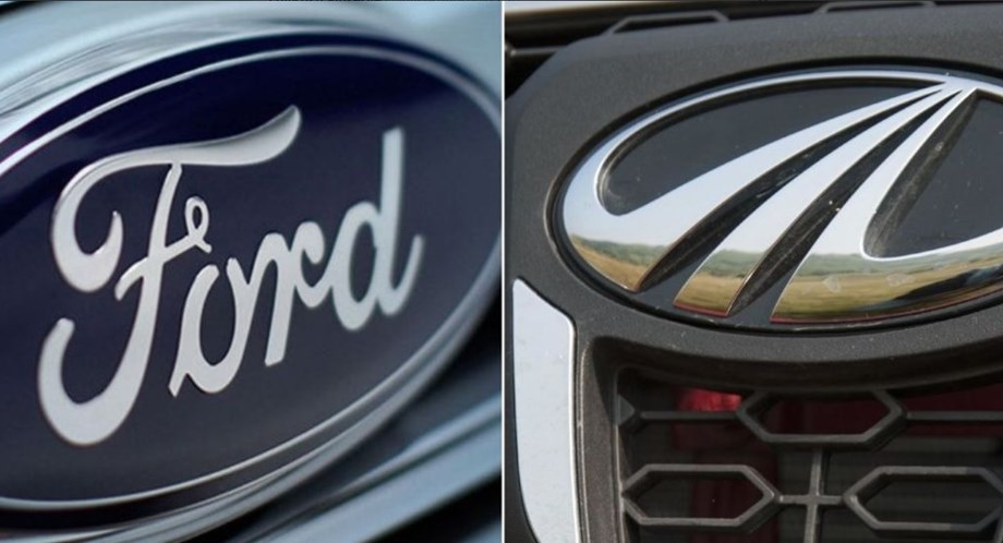 Ford and Mahindra will develop electric SUVs