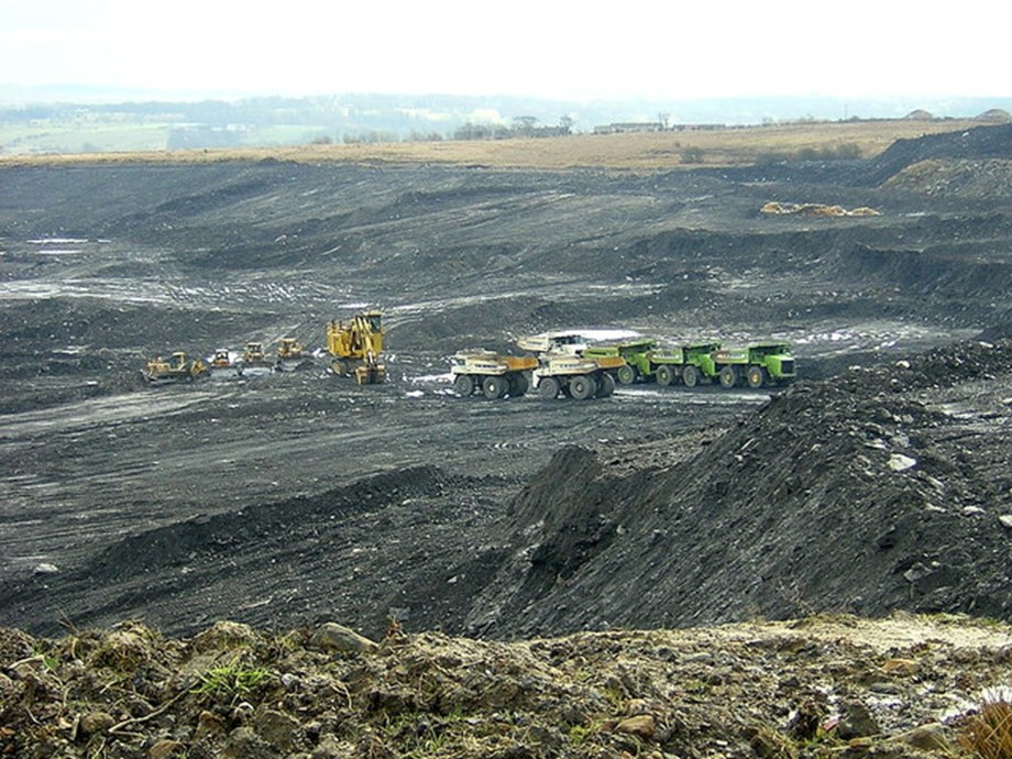British government refuses new coal mine in Northeast England