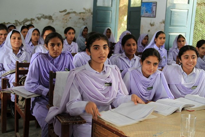 South Korea supports UNESCO's Programme for Girls' Education in Pakistan