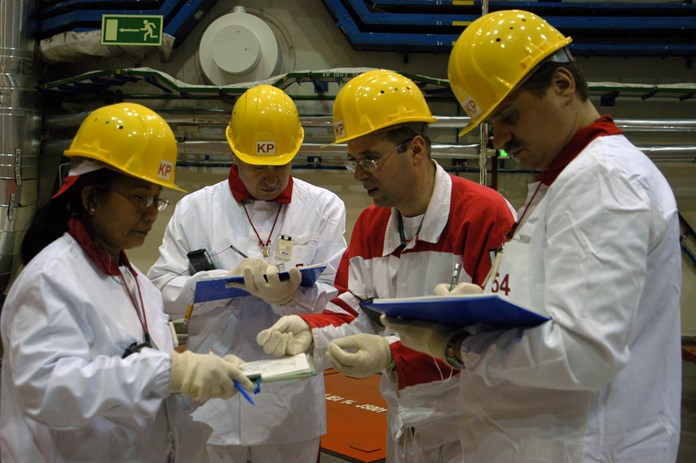 IAEA helps instructors to plan tailor-made training programmes