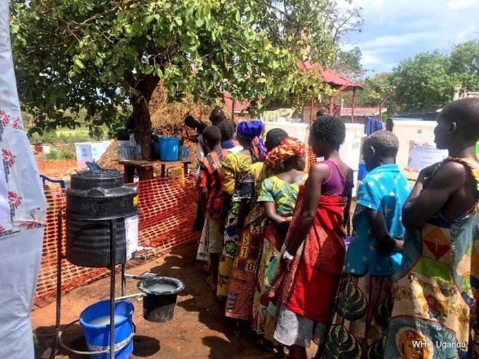 WHO aids Cholera outbreak in Uganda