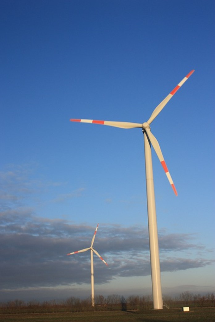 US terminated wind energy power line project