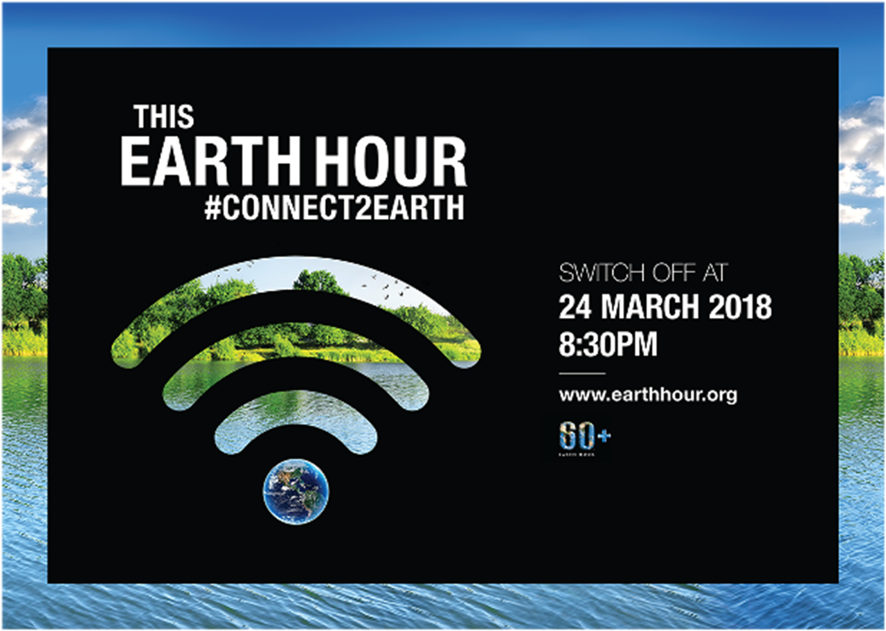 Earth Hour 2018: Power Out the planet for 1 hour