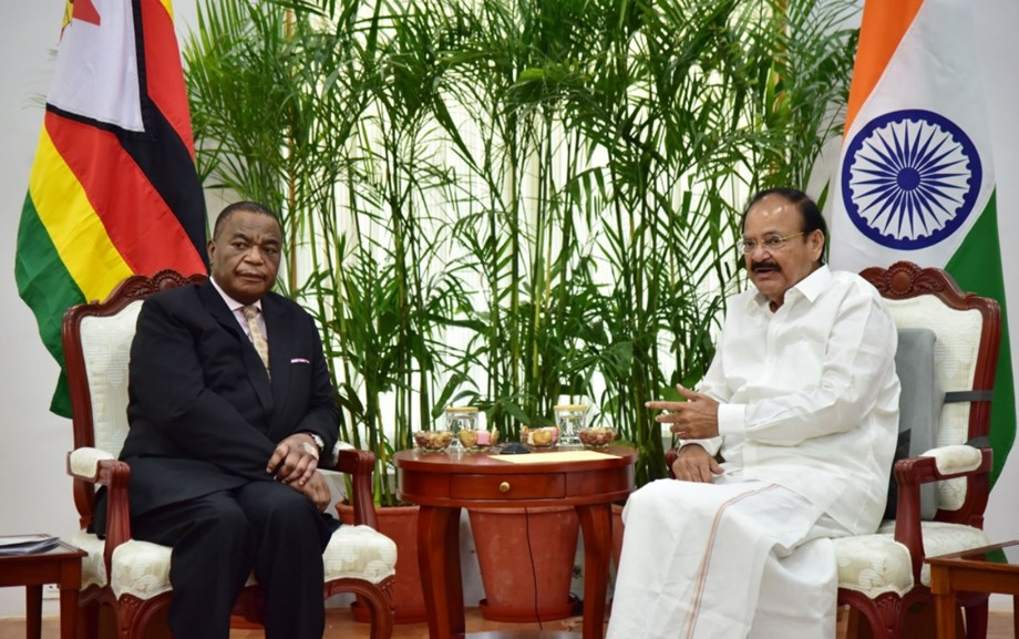 India stands committed to support African Countries in their development efforts: Vice President