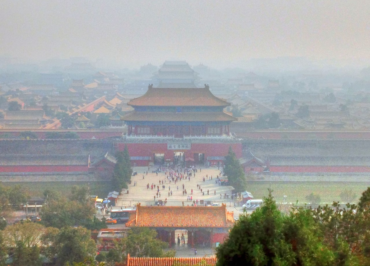 Beijing issues 3-day major smog alert, third this year
