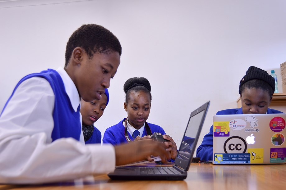 Globalization of education in Africa