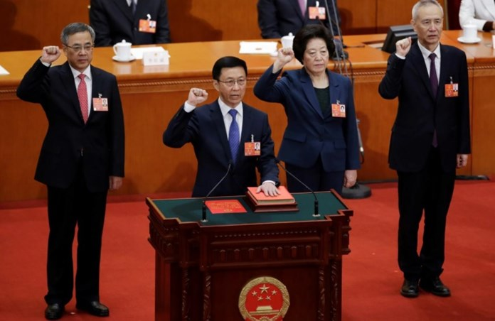 China renew pledges to market opening and reforms, protect IP rights