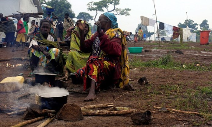 Congo's humanitarian situation worsens, says EU