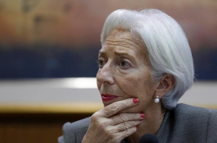 IMF's Lagarde proposes 'rainy day fund' for euro zone