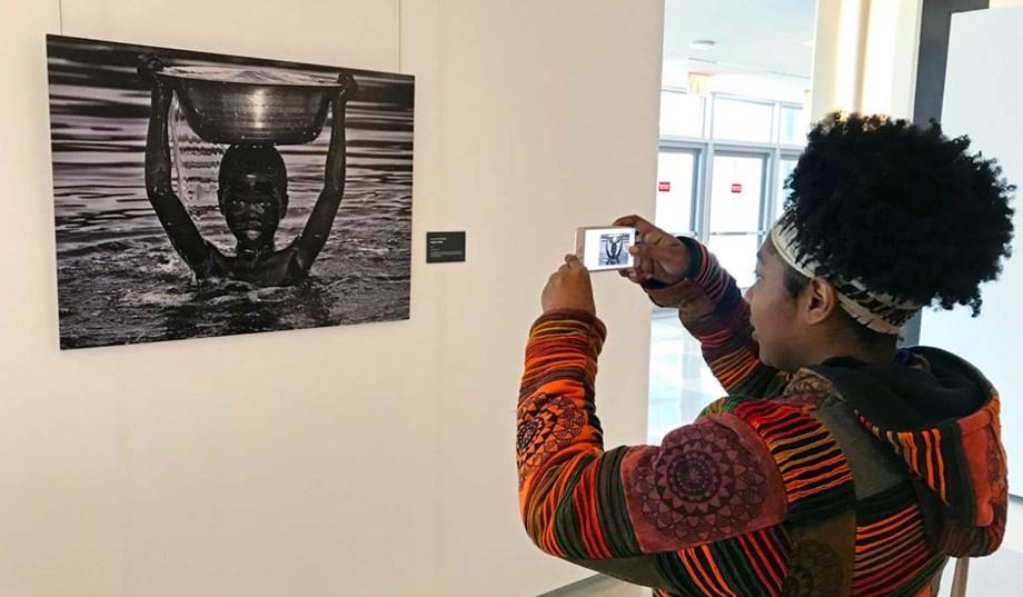 UNESCO's Clean Water Global Photography Exhibition in Paris