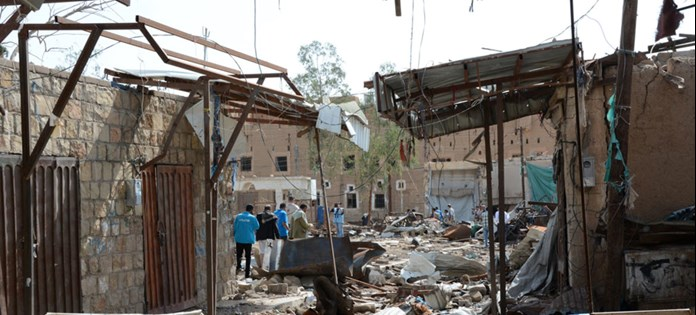 UN pushes for political solution again as Yemen marks three years of all-out conflict