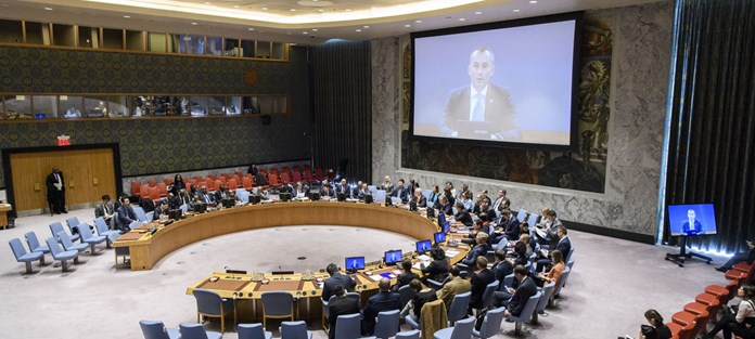 UN Middle East peace envoy reports on Israel's troubling settlement expansion