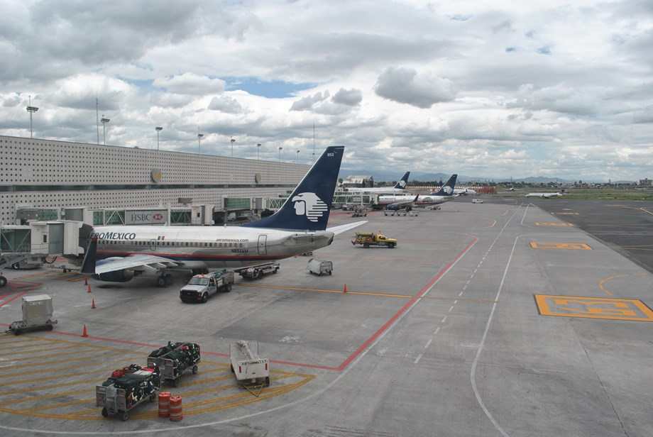 Scrapping new Mexico Airport project would cost USD 6.6 bn