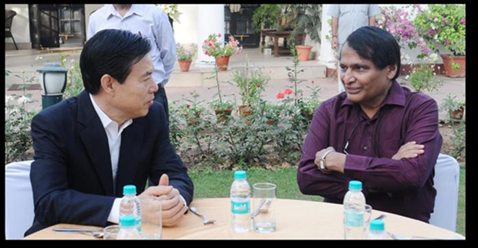 India and China agrees to address trade imbalance