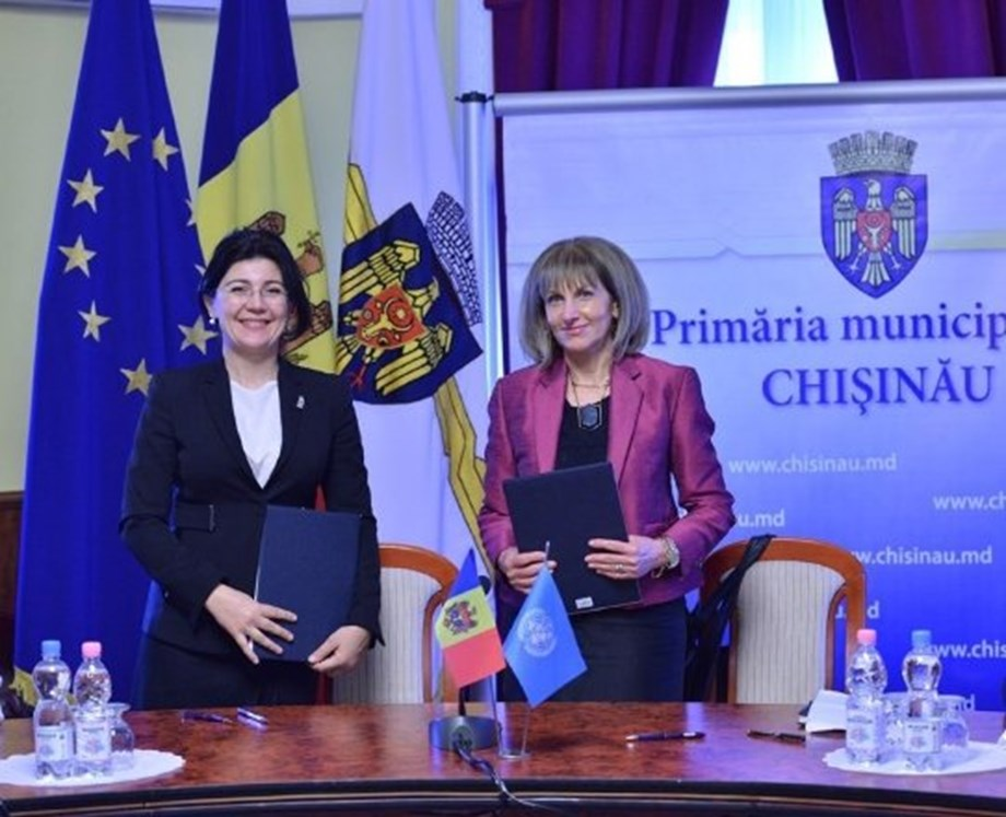 UNDP: Chisinau will host Green City Lab – an innovation platform for urban and green development