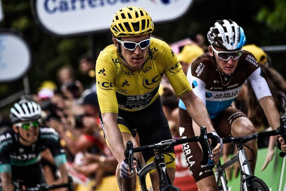 Tour de France update for Friday, Geraint Thomas set win his maiden title