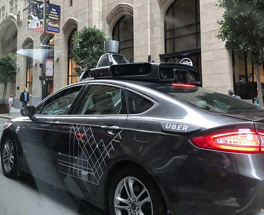 Uber's partner Nvidia suspends self driving tests due to deadly crash