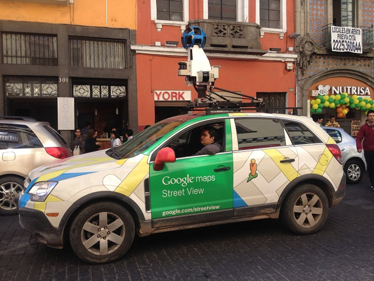 India rejects 'Google Street View' proposal due to security reasons