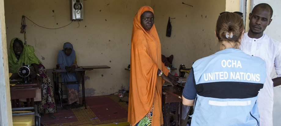 UN grants USD 9 mn to thousands of people displaced in north-east Nigeria