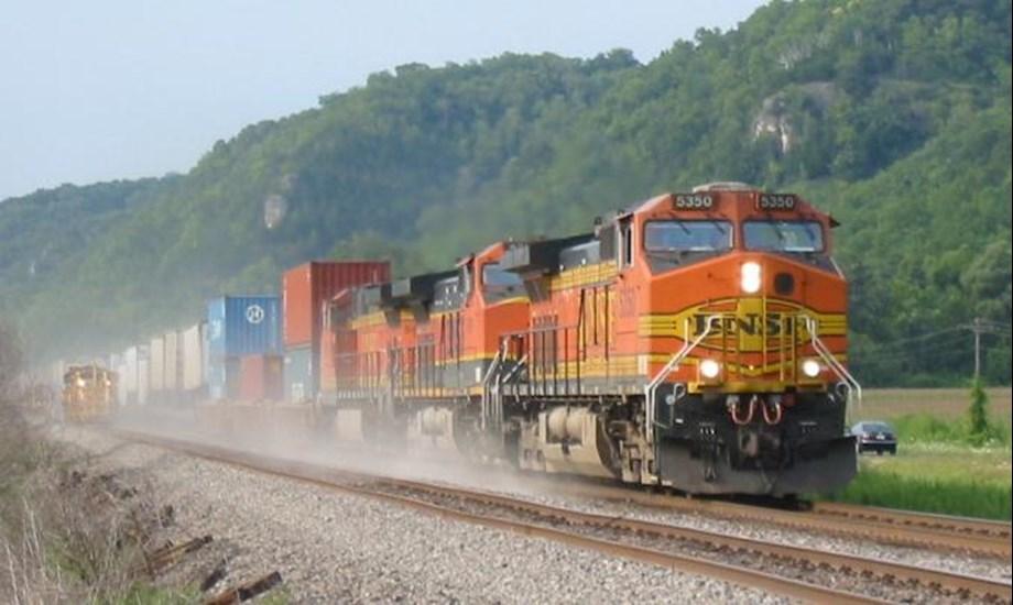 High Speed Rail Corridors