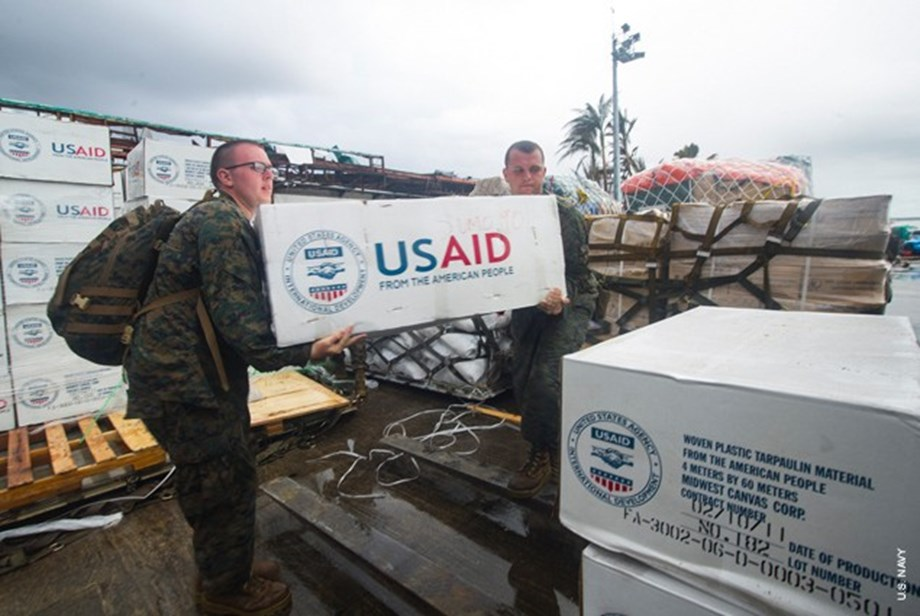 USAID donates USD 901,232 health products for Rohingyas