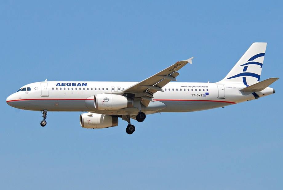 Greek Aegean Air eyes future expansion by ordering 42 aircrafts worth USD 5 bln