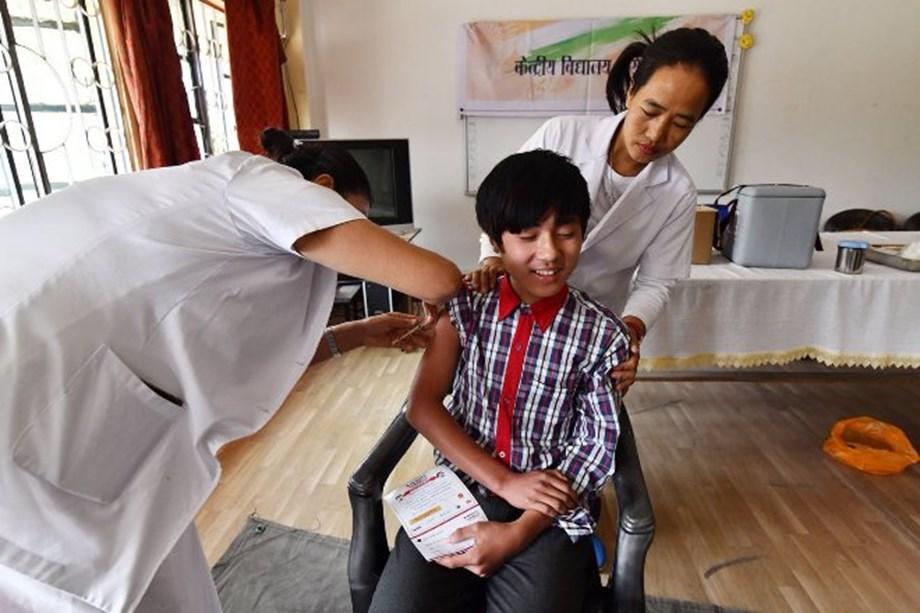 Measles-Rubella Campaign: Arunachal Pradesh achieves 100 percent vaccination against MR