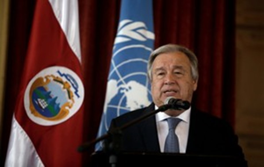 UN chief looks forward to support Pakistan's Election Commission