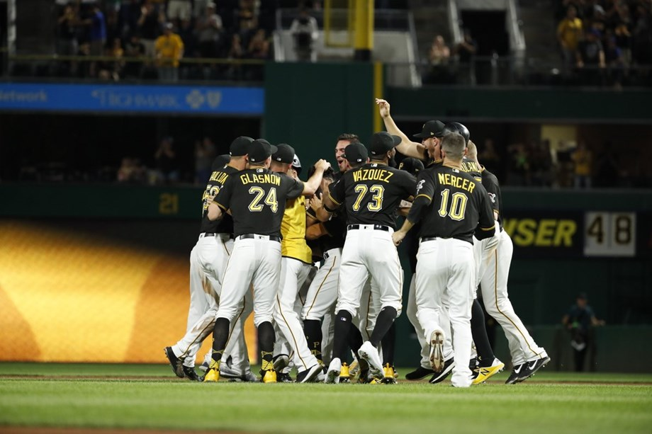 Pirates broke two-game losing streak with 5-4 win over Mets