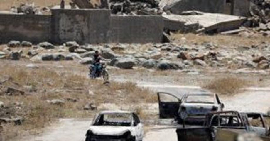 Damascus govt and Syrian Kurdish group agree to end violence