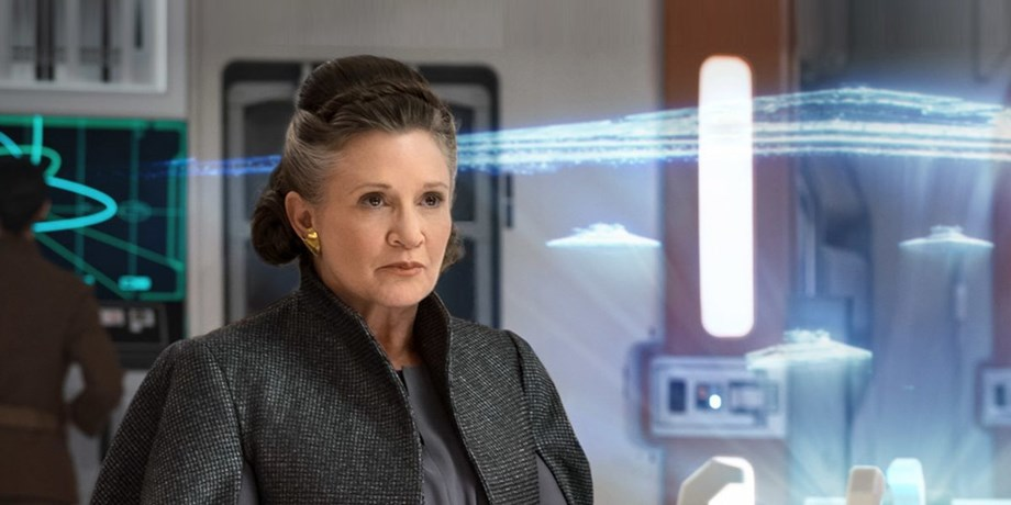 Carrie Fisher all set to feature in 'Star Wars: Episode IX'