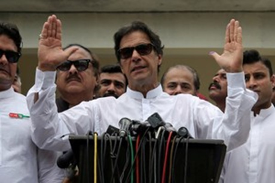 Imran's PTI emerges largest party with 116 seats