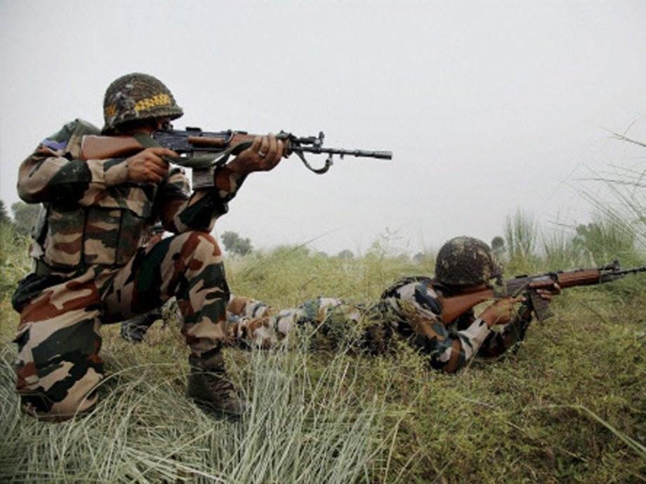 Army jawan injured in suspected cross-border firing across LoC