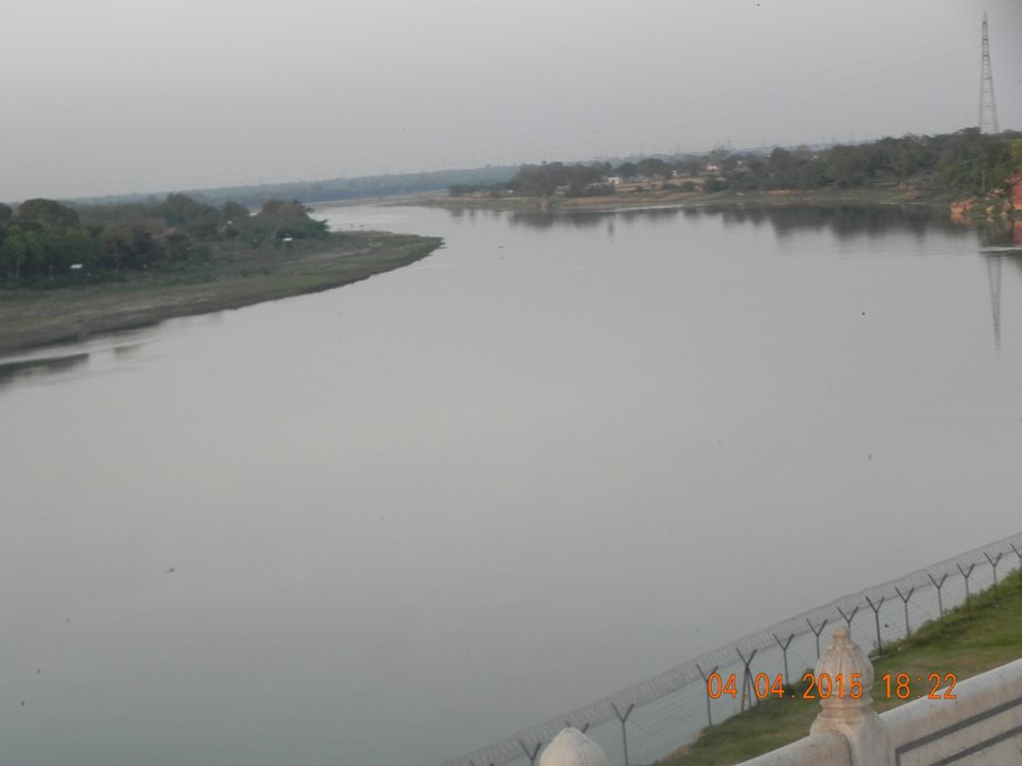 High alert in Yamunanagar due to continuous rains and rising water level in Yamuna