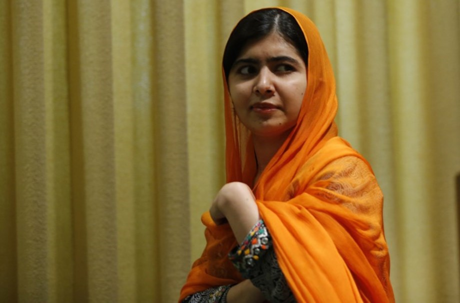 Malala's homecoming for the first time since being shot by Taliban
