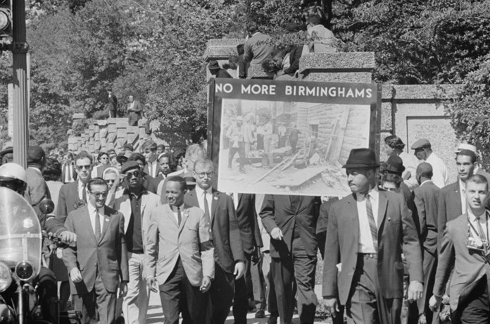Book excerpt: How Birmingham shaped MLK's civil rights' struggle