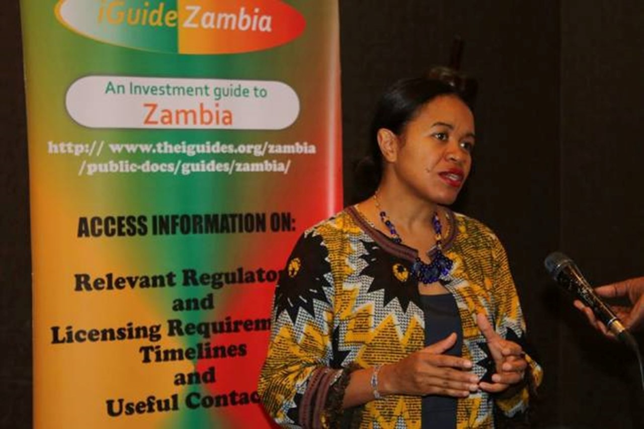 Zambia rolls out iGuides platform to attract investment