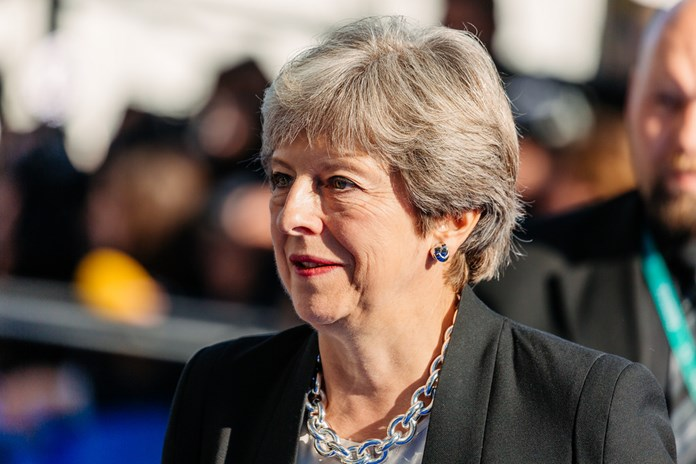May commit to spend more on healthcare after Brexit