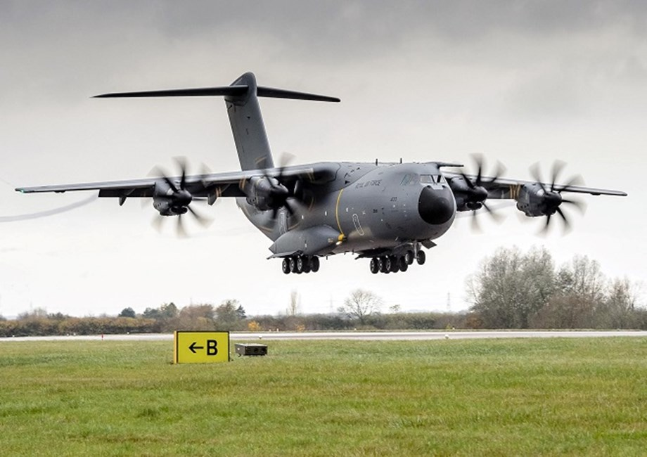 Germany concerned about capabilities of Airbus A400M aircraft