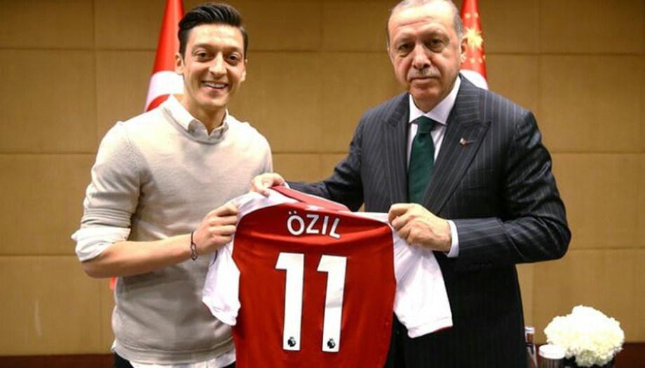 Mesut Ozil's retirement: a case of Identity and inclusivity